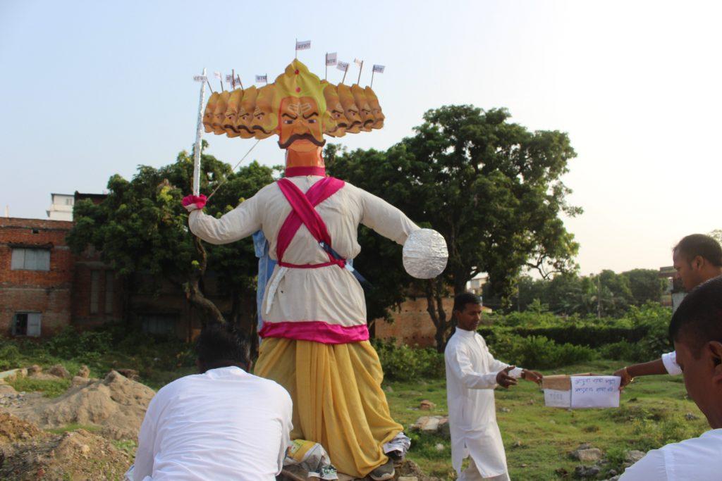 Bramakumaris Biratnagar (Nepal): Vijayadashmi Celebration